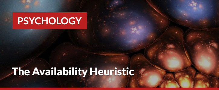 the availability heuristic header