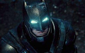Affleck starred in the trainwreck that was Batman v Superman