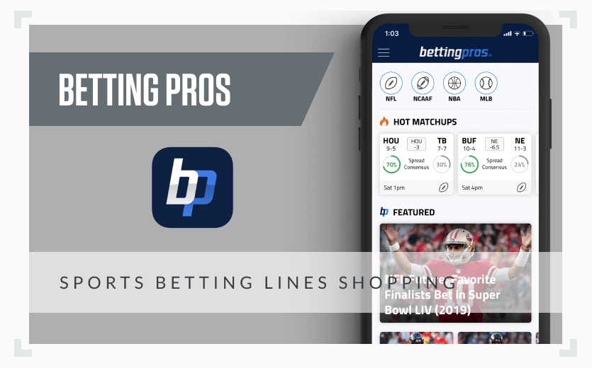 sports betting lines app not working
