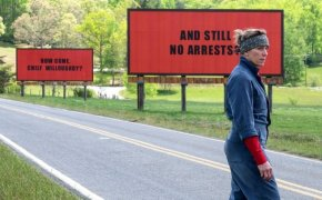Frances McDormand in Three Billboards Outside, Ebbing Missouri