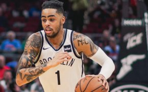 D'Angelo Russell Brooklyn Nets