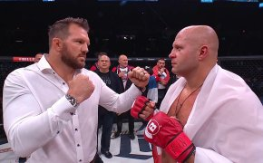 fedor and bader face to face