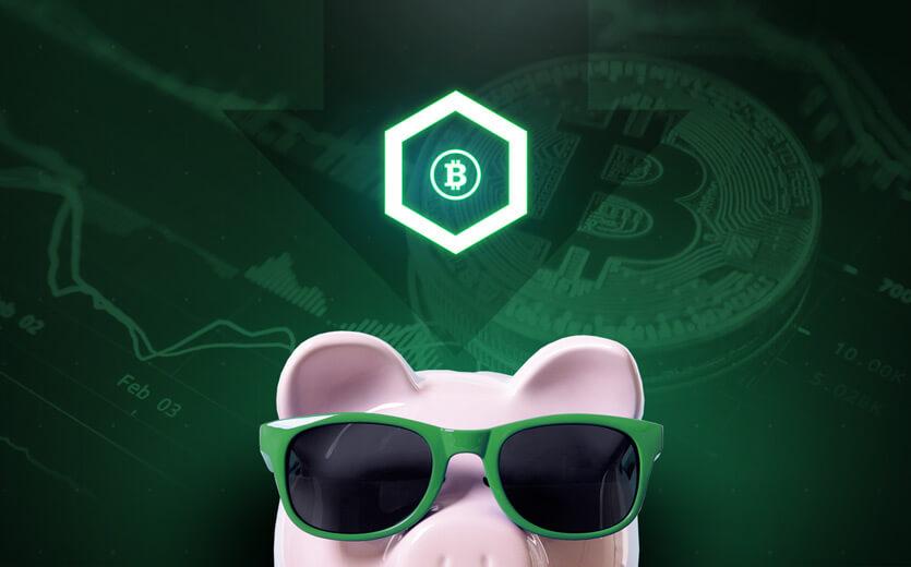 bitcoin piggie