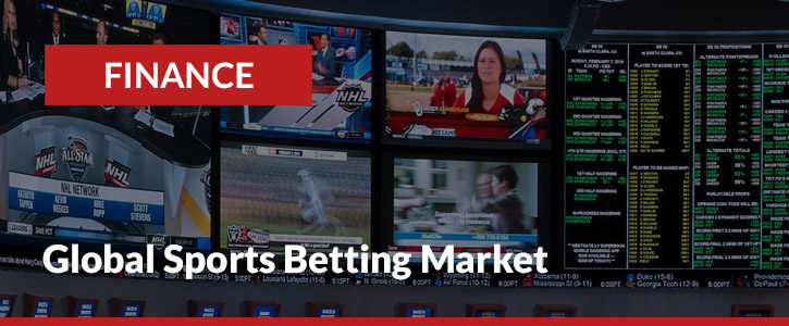 global sports betting market header