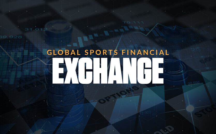 Global Sports Financial Exchange text overlay