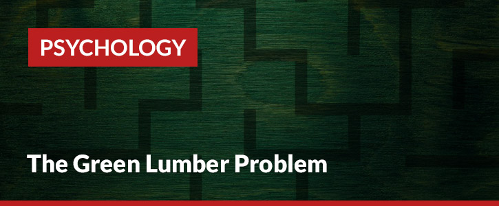 green lumber problem header