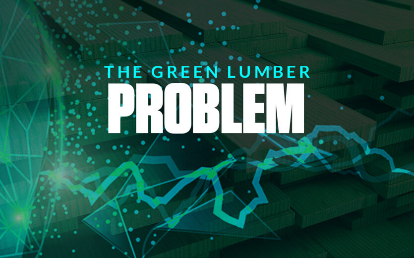 The green lumber problem