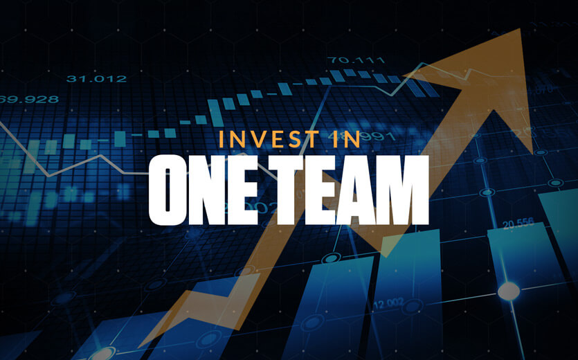 Sports investing one team