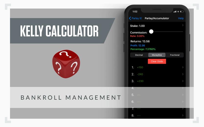 Kelly calculator sports betting app