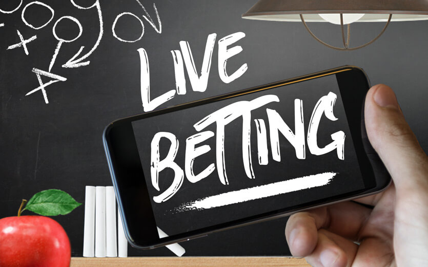 Live betting a sports betting tutorial pick of the day bettingadvice tipster