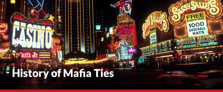 the mafia and gambling title card