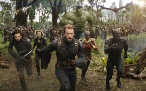 Still from 'Avengers: Infinity War'