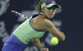 Abu Dhabi will feature top seed Sofia Kenin