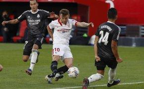 Sevilla's Ivan Rakitic