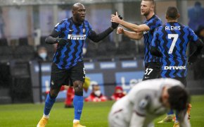 Serie A Round 12 will feature Inter Milan's Romelu Lukaku facing Napoli