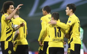 Dortmund's Raphael Guerrero