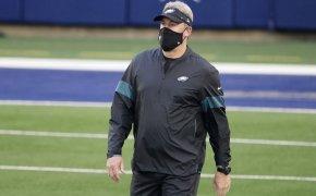 Doug Pederson coaching