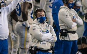 Sean McVay, Head Coach, Los Angeles Rams