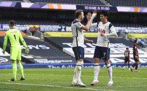 Tottenham's Son Heung-min