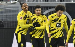 Dortmund's second scorer Jadon Sancho