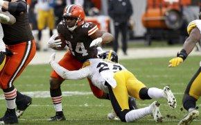 Nick Chubb Cleveland Browns