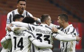 Juventus' Weston McKennie