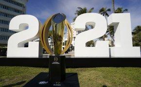 2021 CFP Championship