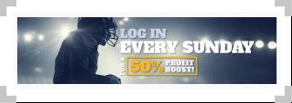 BetRivers NFL Profit Boost promo