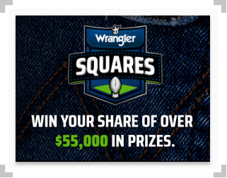 DraftKings Squares Super Bowl 55 contest