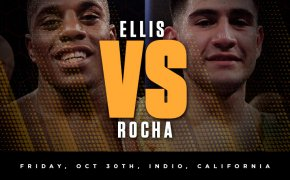 Ellis vs Rocha