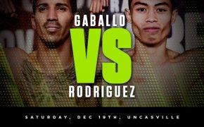 Gaballo vs Rodriguez