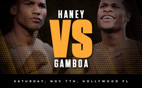 Haney vs Gamboa