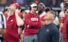 Lincoln Riley coaching