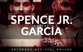 Spence Jr. vs Garcia