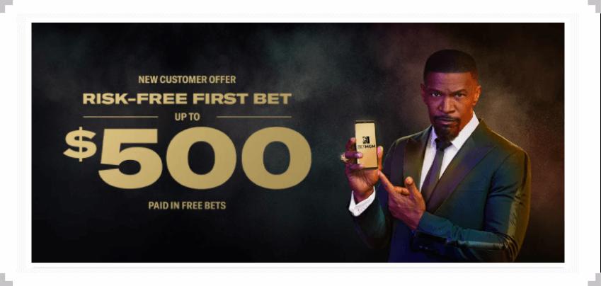 new customer bonus betting