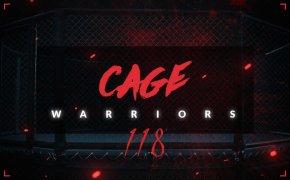 Cage Warriors 118