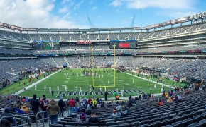 MetLife Stadium - home to the New York Guardians