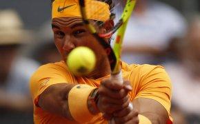 Rafael Nadal swing