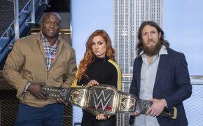 WWE Wrestlemania - Daniel Bryan, Bobby Lashley