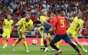 Sweden vs Slovakia