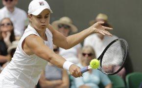 Ashleigh Barty, Wimbledon