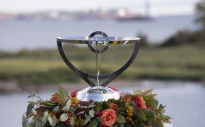 Northern Trust trophy