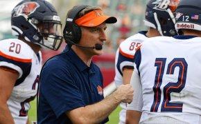 Bucknell football head coach