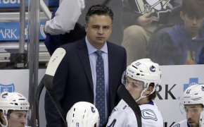 Travis Green next NHL head coach fired