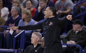 Damon Stoudamire coaching
