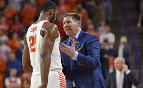 Brad Brownell, Head Coach, Clemson