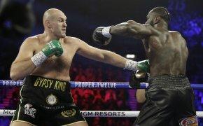 Tyson Fury vs Deontay Wilder 3 odds