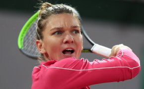 Simona Halep, 2020 French Open