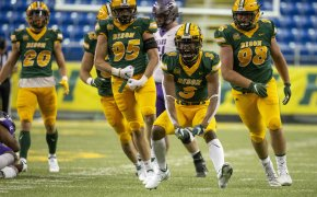 NDSU football defense