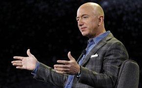 Jeff Bezos NFL